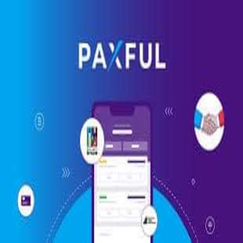paxful crypto bank account